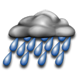 Cloudy, rain tapering off. High around 56F. Winds up to 15 mph.