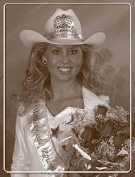 2006 Mother Lode Round-Up Queen - Drew Kermeen