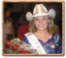 2008 Mother Lode Round-Up Queen- Jessica Haynie