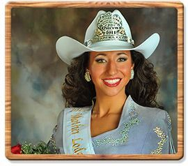 "2011 Mother Lode Round-Up Queen - ""Cat"" Gulizea"