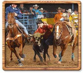Steer Wrestling 2006 World Champion - Dean Gorsuch