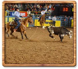 Team Roping 2009 World Champions - Nick Sartain & Kollin VonAhn