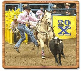 Tie-down Roping 2009 World Champion - Trevor Brazile