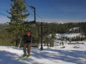 Badger Pass Ski Lift