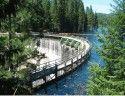 Lyons Dam Reservoir