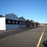 Columbia Airport Hangars