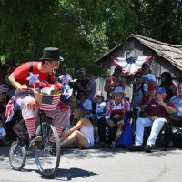 Glorious Fourth of July Celebration in Columbia