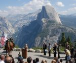 Naturalization Ceremony in Yosemite