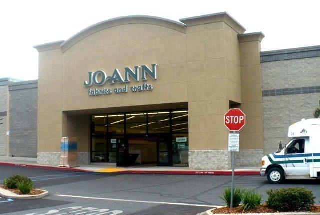 Joann Fabrics and Crafts – myMotherLode com