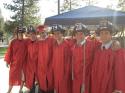 Columbia College graduation