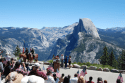 Yosemite National Park hosted a special Naturalization Ceremony at Glacier Point