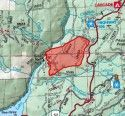 Forest Service Power Fire Map