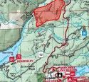 Forest Service Power Fire Map detail