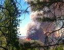 Rim Fire In Stanislaus National Forest