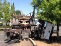 Tuolumne Road Accident