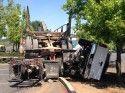Tuolumne Road Accident