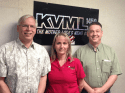 Tom Scesa, Tracie Riggs and Glen Nunnelly