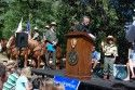 Make-A-Wish Program In Yosemite