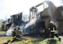 Fire at Quail Hollow Apartments