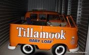 Tillamook Buses Recovered From Storage Unit