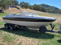 Stolen 2002 Bayliner boat and its trailer