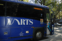 One-millionth rider on YARTS bus, Julia Parker