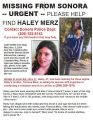 Haley Merz Flyer Update