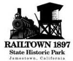 Railtown 1897 logo