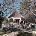 Jamestown's Rocca Park Gazebo Renovation, 1-30-2015