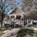 Jamestown's Rocca Park Gazebo Renovation, 1-30-2015