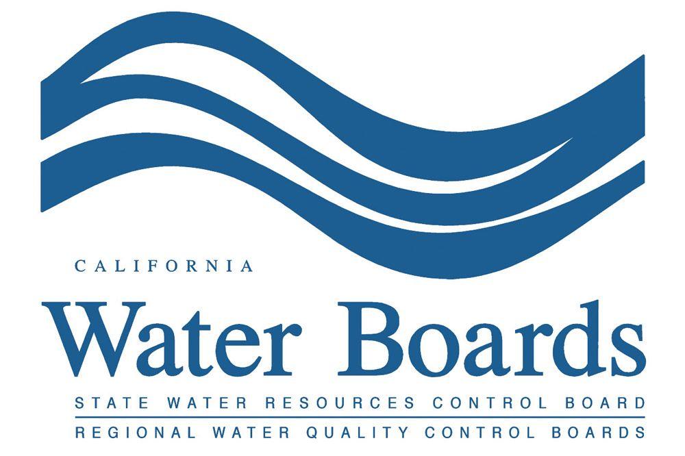 CA Water Board logo