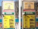 Gas price jumps 20 cents in two days in Sonora