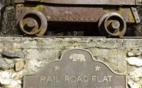 Rail Road Flat Road Marker Photo by Michael Lance Miller