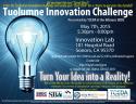 2015 Tuolumne Innovation Challenge Flyer