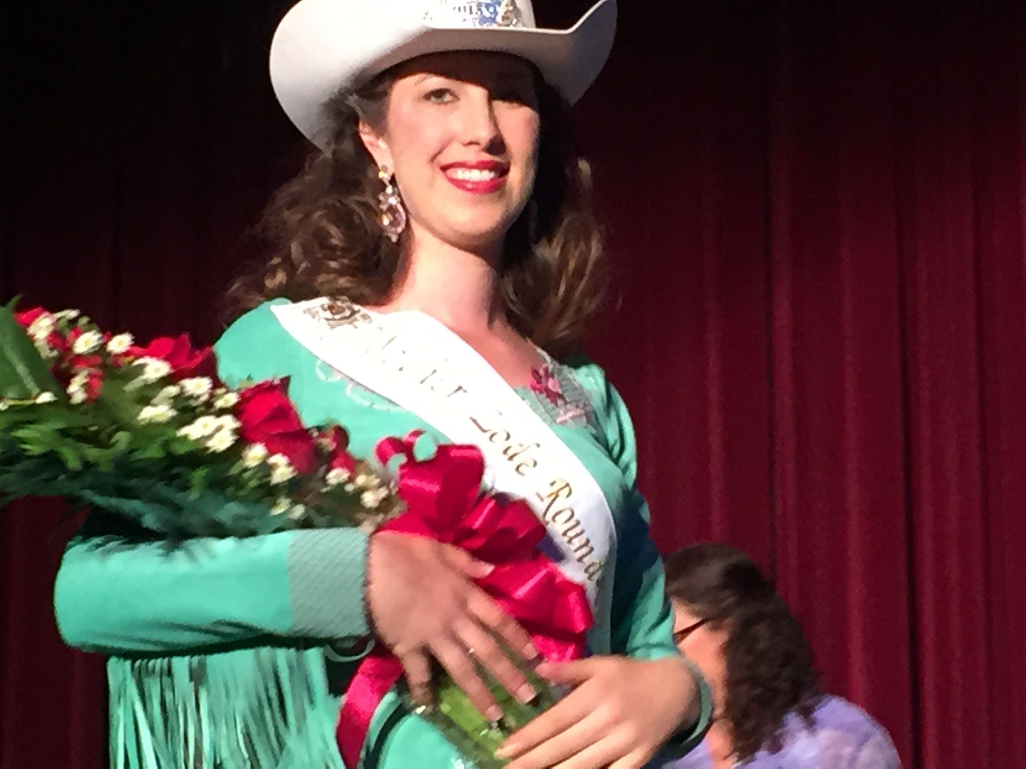 Mother Lode Round-Up Queen - Paige Ryan