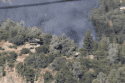 Fire Near Tuolumne Road and Knox Drive