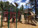 New Play Structure at Eproson Park, Twain Harte