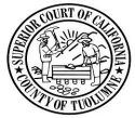 Tuolumne County Superior Court Insignia