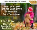 Cash and Coat Drive 2015
