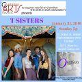 T Sisters Ovations Seres Calaveras Art