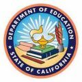 California Dept. of Education Seal