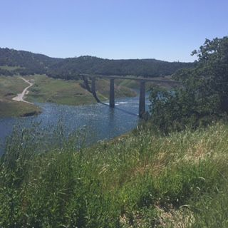 Flows below new melones lake tulloch commence for Lake tulloch fishing