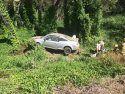 Chase and crash on North Tuolumne Road