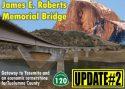 Bridge repair work