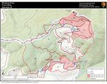 Mariposa Grove Prescribed Burn Map