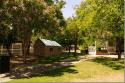 Jamestown Museum (Photo shop image of building)