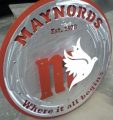 Maynord's sign