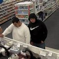 Camera Image, Angels Camp CVS Pharmacy Theft, June 4, 2017