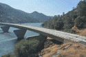James E Roberts Hwy 120 Bridge as decking removal is underway Sept 12 2017