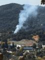 Fire near Sonora High School Oct 24 2017